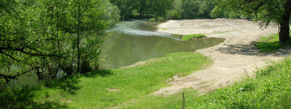 Pek između Turije i Sene, 10km nizvodno od Kučeva
