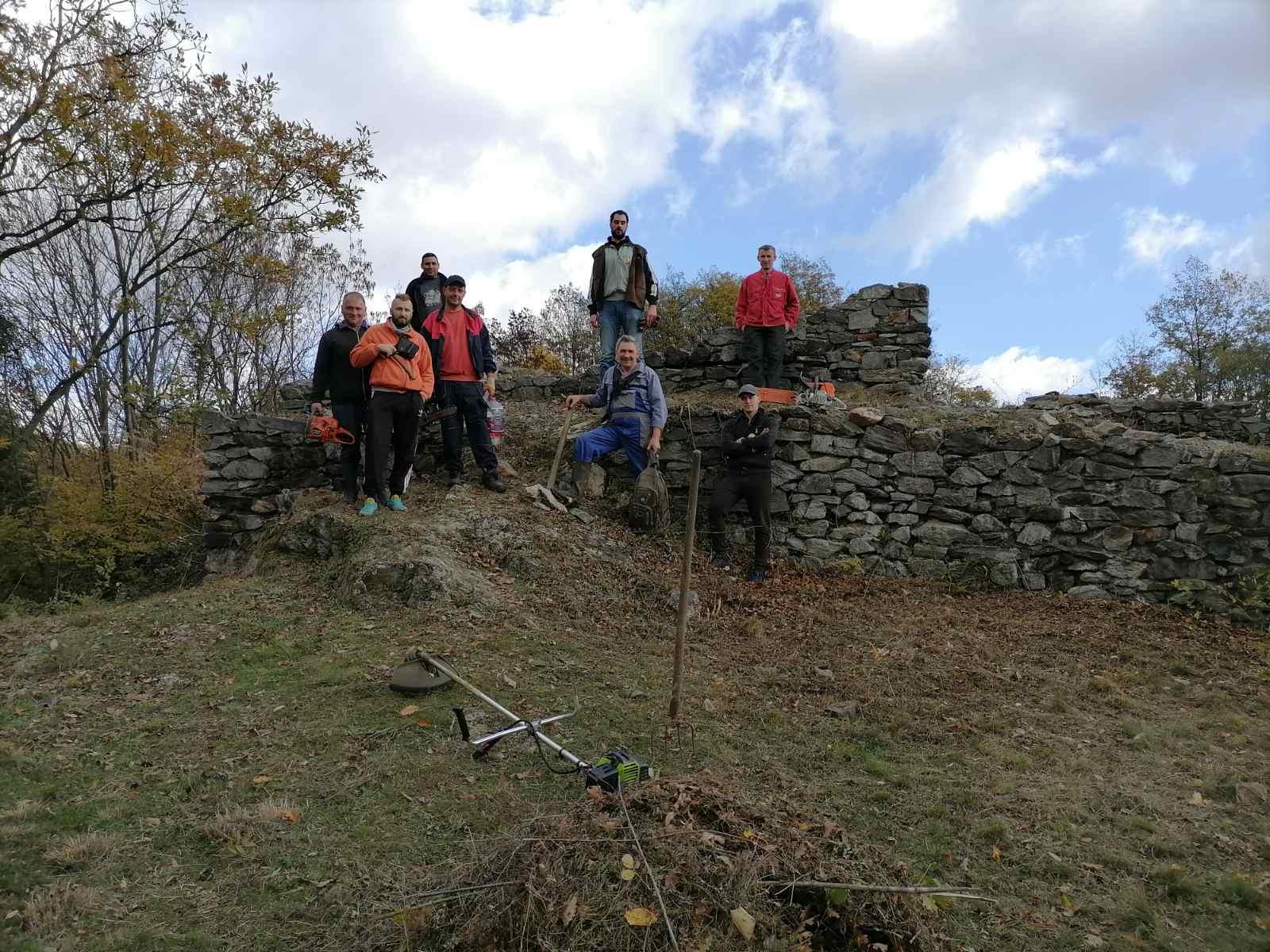 Прва фаза сређивања историјског локалитета Краку Лу Јордан
